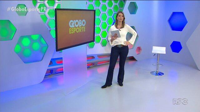 Veja a edição na íntegra do Globo Esporte Paraná de quinta-feira, 20/07/2017