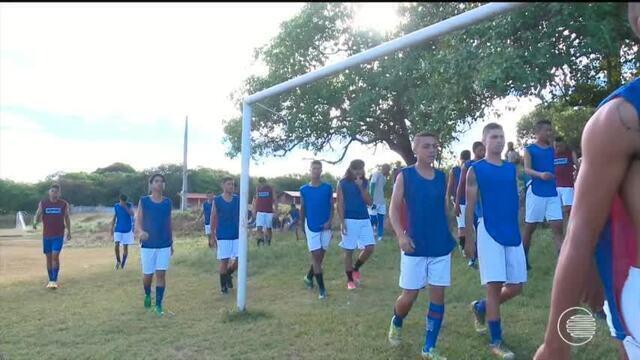 Piauí recruta novos talentos do interior para Copa Piauí