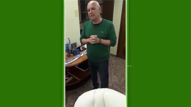 BLOG: Espinosa diz que diretoria do Grêmio lhe tirou dois sonhos