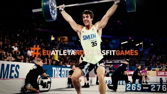 Eu Atleta Especial CrossFit Games - Bloco 2
