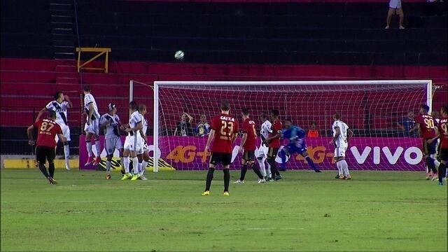 Melhores momentos de Sport 0 x 0 Ponte Preta pela 20ª rodada do Campeonato Brasileiro