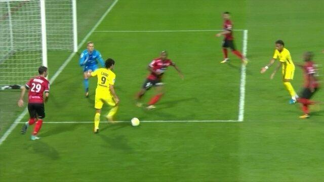 Melhores momentos de Guingamp 0 x 3 PSG pelo Campeonato Francês