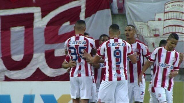 Os gols de Náutico 2 x 0 Figueirense pela 21ª rodada da Série B
