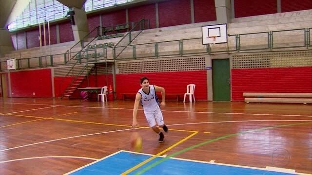 Graças ao basquete, tem pernambucano que vai estudar e jogar nos Estados Unidos