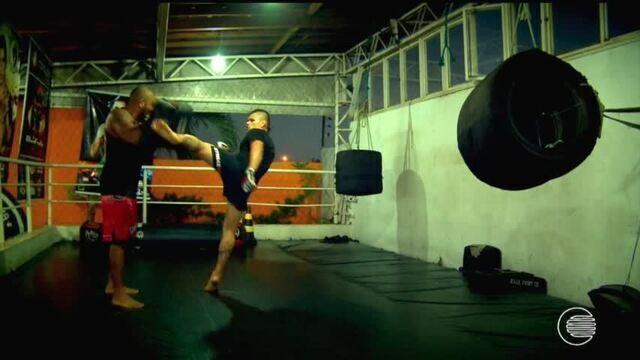 Piauiense atleta de MMA busca terceira vitória do ano em competição