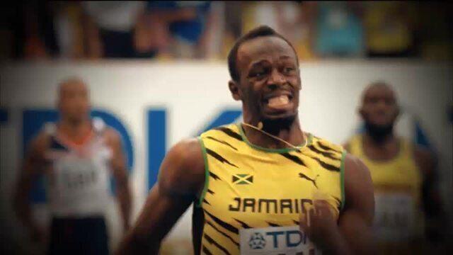 """No aniversário de Bolt, """"Redação"""" homenageia a lenda com narrações e momentos marcantes"""
