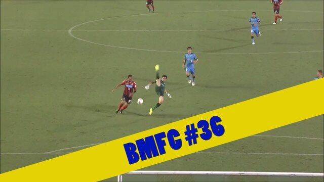 BMFC #36: recado de Marinho, golaço de ex-corintiano e bizarrices de goleiros