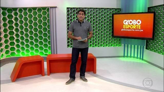 Globo Esporte/PE - 22/08/2017