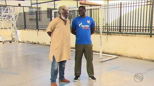 Filho do ator Severo D'Acelino, Oba Severo será o treinador de Socorro na Copa TV Sergipe