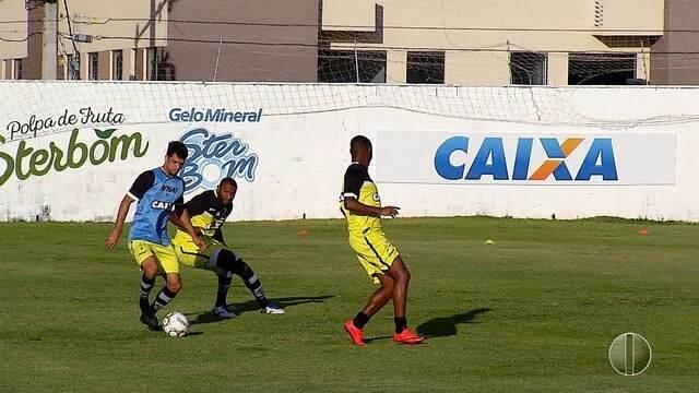 ABC enfrenta Vila Nova no sábado (26) sem técnico contratado