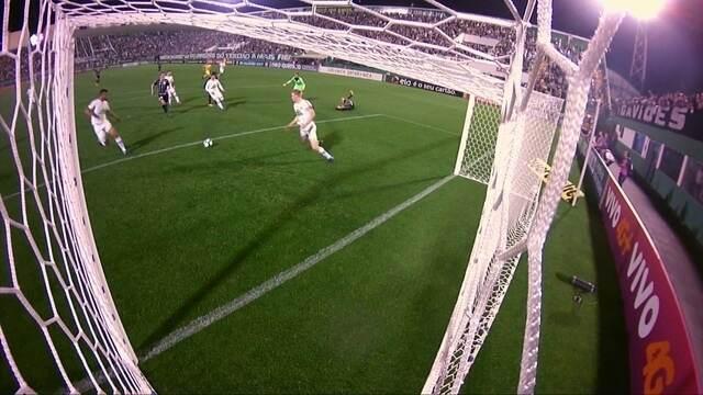 BLOG: Champions-elect! Assista ao gol de Jô contra a Chape com narração em inglês