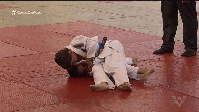 Sesc de Santos recebe torneio inter regional de judô