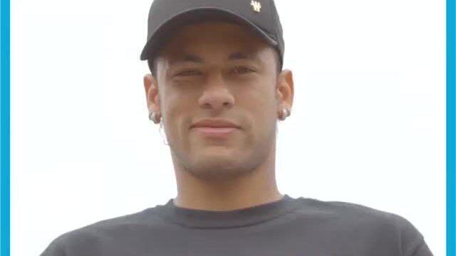 Neymar Jr. Presser - Handicap International