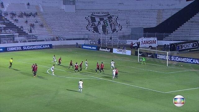 Sport perde para a Ponte mas segue na Copa Sul-Americana
