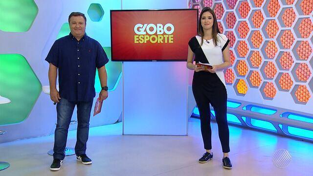 Globo Esporte BA - Íntegra do dia 21/09/2017