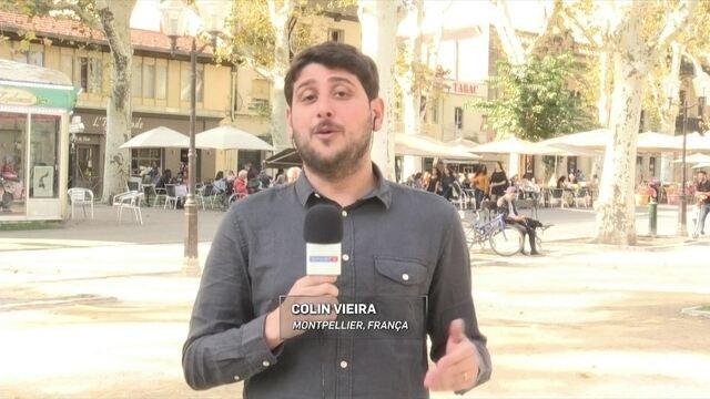 Colin Vieira fala sobre Montpellier x PSG, sem presença de Neymar