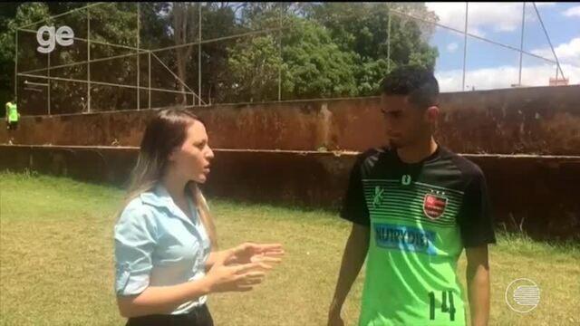 Flamengo-PI segue treinando, mesmo sem chances de classificação na Copa Piauí