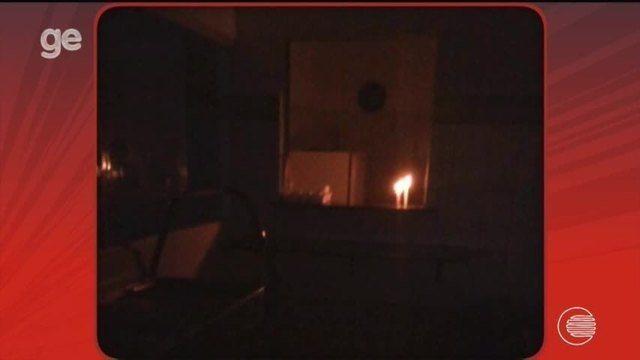 Centro de treinamento do River-PI teve a o serviço de energia cortado