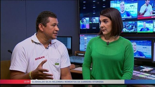 No Dia Paralímpico, Clodoaldo Silva relembra carreira na natação