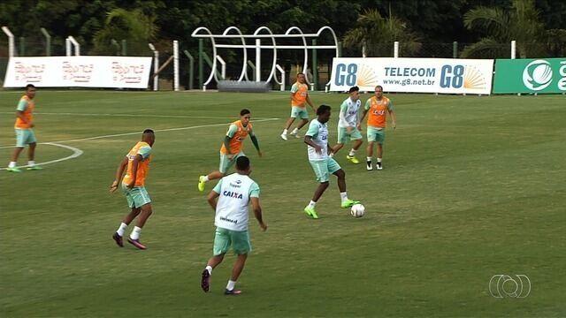 Goiás está pronto para enfrentar o Paysandu, sábado