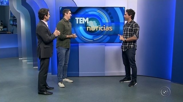 Flávio Canto traz os detalhes da semana 'move' que acontece em Bauru