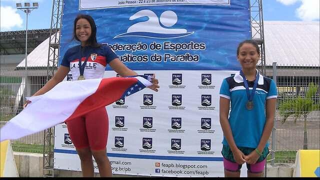 Começa em João Pessoa o maior torneio interclubes de natação do Norte-Nordeste