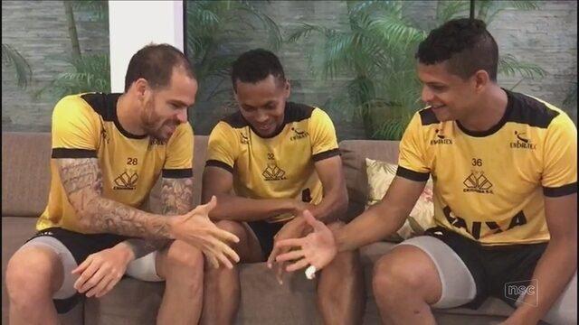 Criciúma visita o CRB em Alagoas e conta com trio 'LSM' para voltar a sonhar com G-4