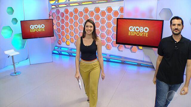 Globo Esporte BA - Íntegra do dia 23/09/2017