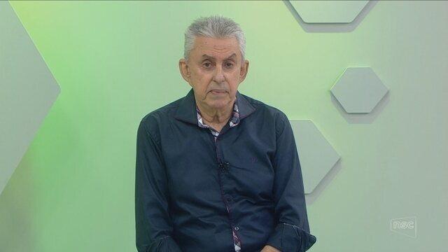 Roberto Alves comenta vitória do Figueirense contra o ABC