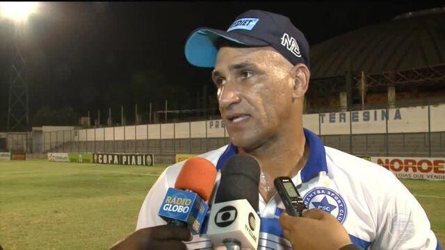 Parnahyba garante vitória e garante vaga para a final da Copa Piauí