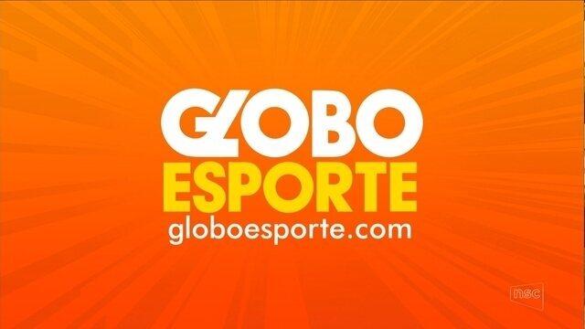 Confira a íntegra do Globo Esporte desta segunda-feira (25)