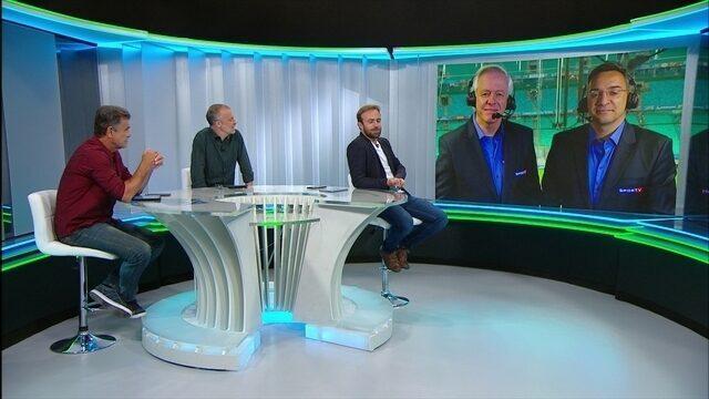 Comentaristas analisam derrota do Corinthians para o Bahia