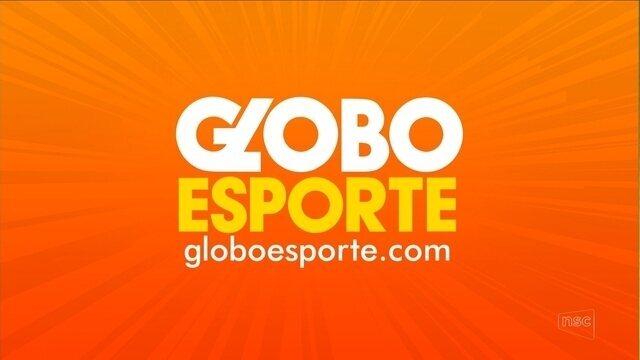 Confira a íntegra do Globo Esporte SC desta segunda-feira (16)