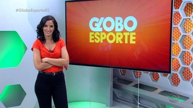 Confira a íntegra do Globo Esporte RS desta segunda-feira (16)