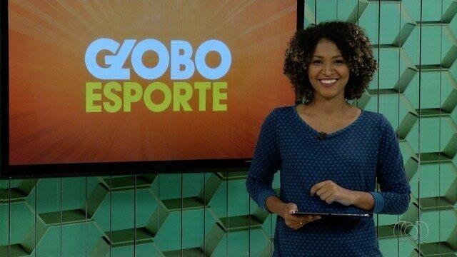 Globo Esporte Tocantins 16/10/2017