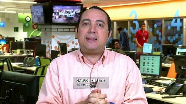 Cereto diz que Lucas Lima corre risco de sair pela porta dos fundos do Santos