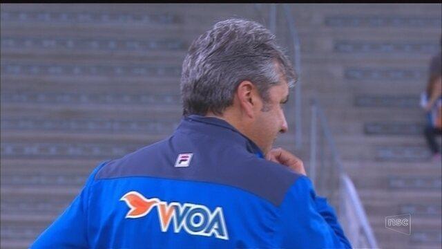 Chape confirma Gilson Kleina como novo técnico para restante da Série A