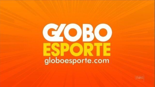 Confira a íntegra do Globo Esporte SC desta quarta-feira (18)