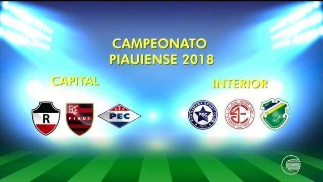 Assistir Campeonato Piauiense 2018 ao vivo