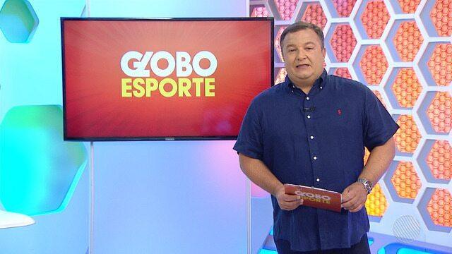 Globo Esporte BA - Íntegra do dia 18/10/2017