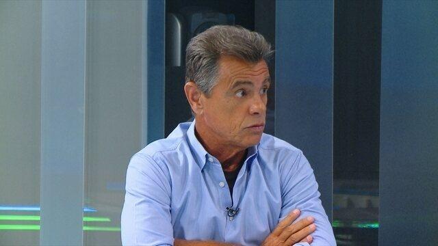"""Edinho critica declaração de Hernanes: """"Puxão de orelha tem que ser dado internamente"""""""