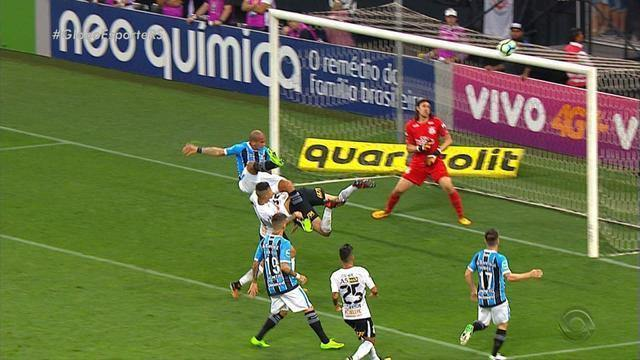 Retorno de Luan e empate 0 a 0: confira como foi a partida entre Grêmio e Corinthians