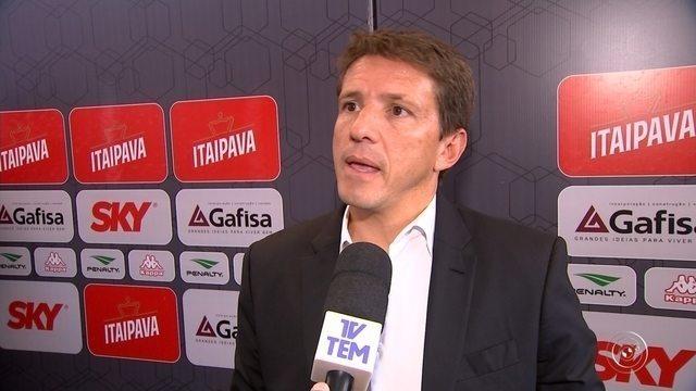 Juninho Paulista conta os preparativos para a temporada 2018