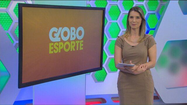 Veja a edição na íntegra do Globo Esporte Paraná de quinta-feira, 19/10/2017