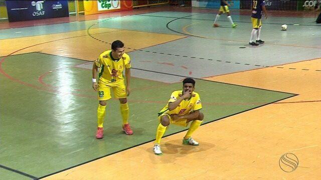 Veja os lances que chamaram a atenção nas quartas da Copa TV Sergipe