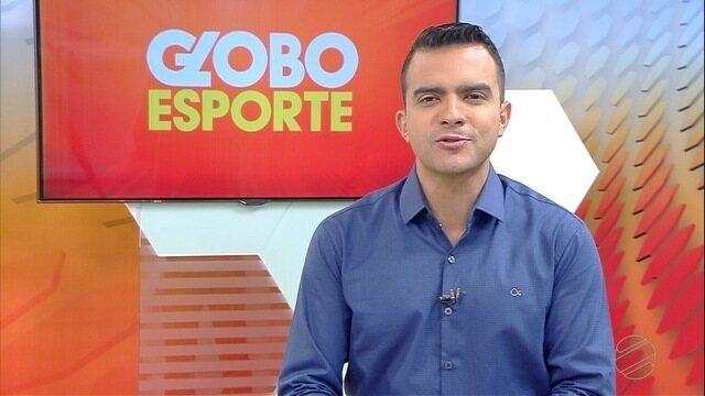 Globo Esporte MS - programa de sexta-feira, 20/10/2017 - 2º bloco
