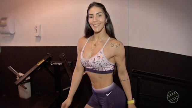 Cuiabá tem representante no Concurso de Fitness e Beleza do Mundo
