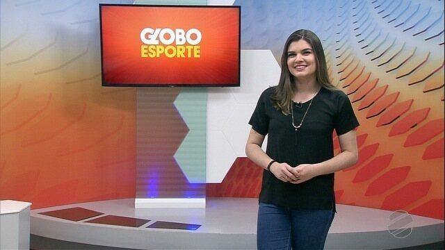 Confira a íntegra do Globo Esporte MT - 20/10/2017