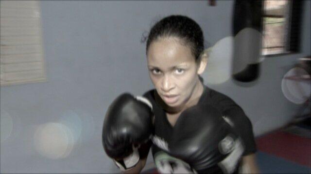 Boxeadora sul-mato-grossense participará de campeonato estadual no fim de semana