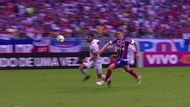 Melhores momentos de Bahia 2 x 1 Vitória pela 30ª rodada do Campeonato Brasileiro
